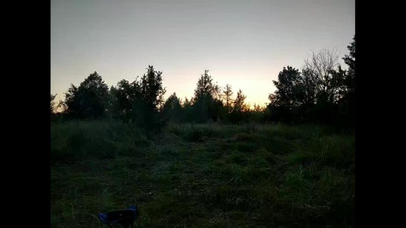 Встречаем рассвет в самую короткую ночь
