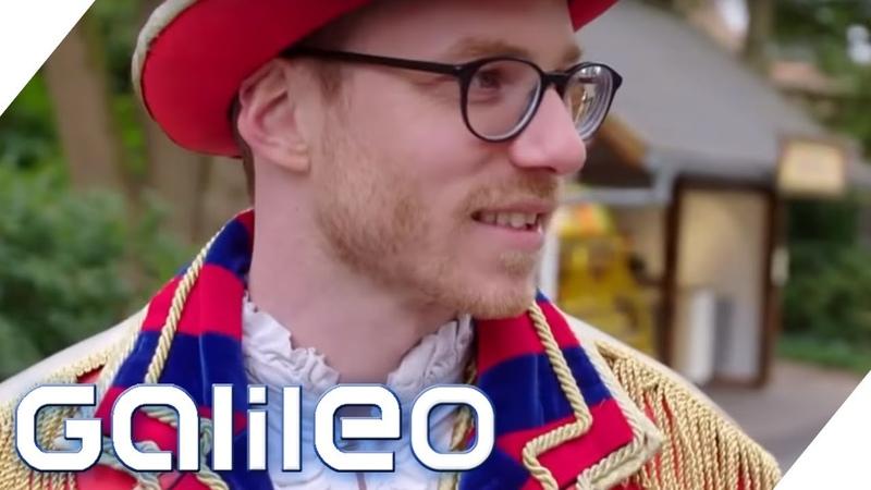 Arbeiten im Freizeitpark: Spaß oder doch harter Job? | Galileo
