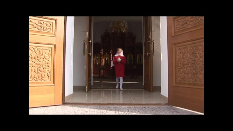 Освящение Свято Варваринского храма 2008г Телеканал Глас ч 2