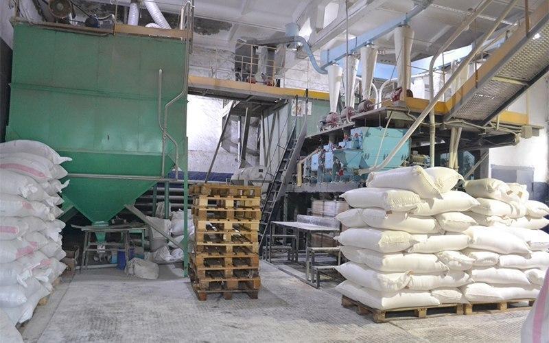 Производство муки элеватор конвейер дорогой