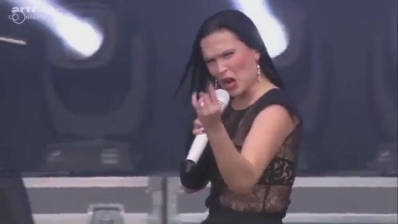 Tarja — Victim of Ritual [HellFest|2016]