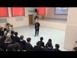 Сегодня проводим презентацию нашей танцевальной Академии в 16 гимназии Уфы