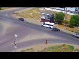 ДТП (опасное вождение р.п. Средняя Ахтуба) ул. Кузнецкая ул. Октябрьская 14-07-2018 13-22