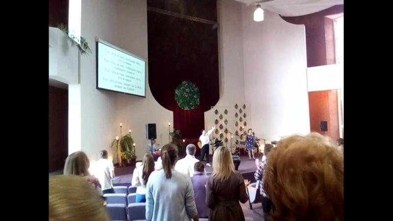 День Рождения Церкви Свет Иисуса 25 ЛЕТ