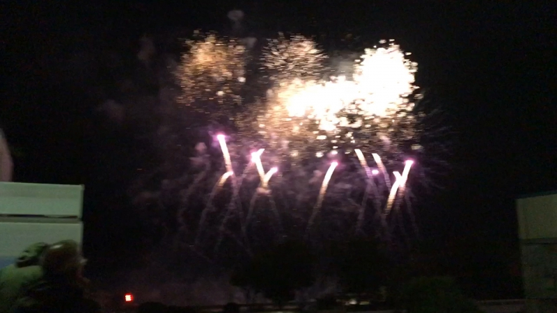 Fireworks Monaco 🇲🇨