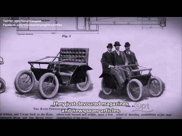 Henry Ford Documentary MOST Influential AMERICAN Innovator Ford's Model T english subtitles