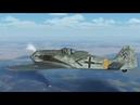 IL 2 Sturmovik Fw190A3 III Jg3 Udet