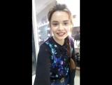 Анастасия Плоских - Live