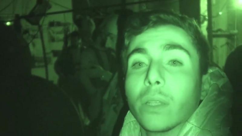 Репортаж корреспондента Jamil Kazlou из района аль-Кадам на юге Дамаска