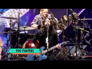 Foo fighters feet. rufus taylor on drums — under pressure (queen cover  david bowie)
