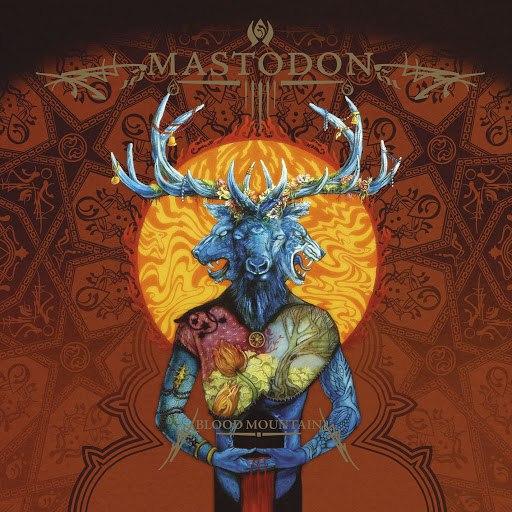 Mastodon альбом Blood Mountain