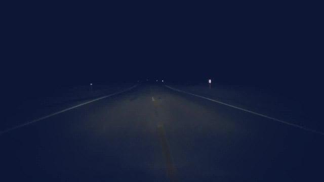 Endless road David Lynch