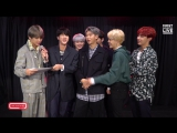 [171206] BTS Tell The Army What They Argue About The Most