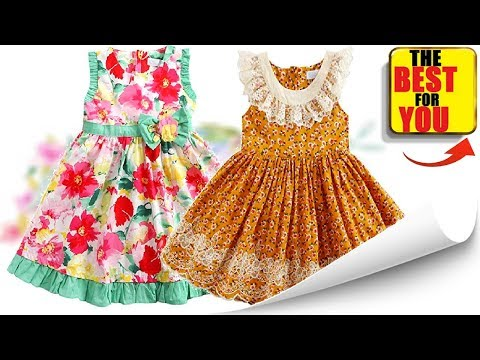 Frock Designs For Baby Girls 2018 Cotton Frock Designs For Kids