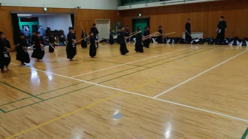 Kendo Training 枚方剣道協会菅原支部