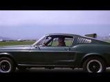 Dodge Charger 1968-440 hp VS Ford Mustang 1968-425 hp