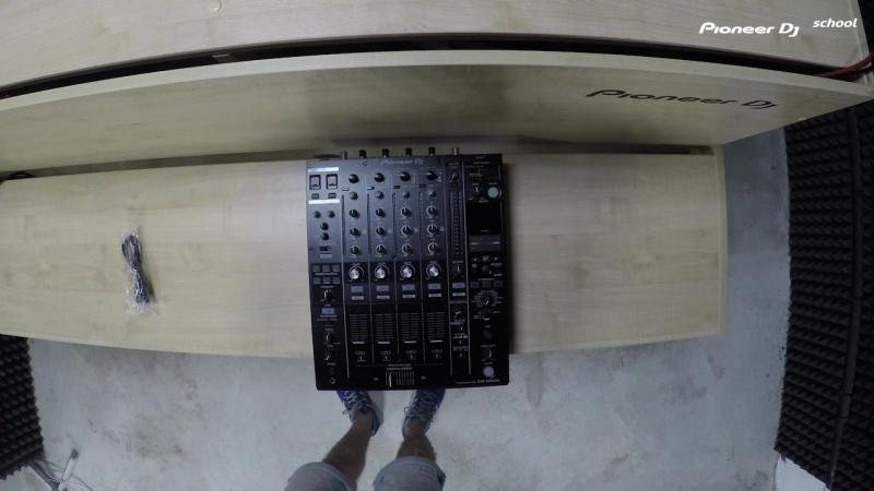Unboxing DJM-900NXS2 @ Pioneer DJ Saint-Petersburg