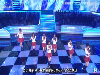 AKB48 - Skirt, Hirari [Music Station 3hours SP 310317]
