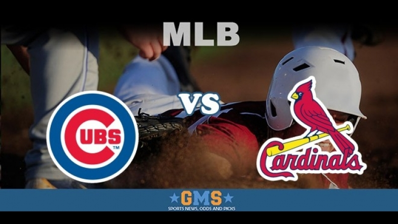 MLB 2018 Chicago Cubs vs St. Louis Cardinals