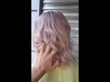 ягодный блонд