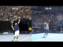 Novak Djokovic Serving Action ( bettinggood23)
