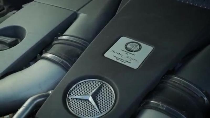 Mercedes G63 собранный Грузином 😂/шуTка/