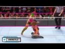 Реслинг. Asuka vs Emma WWE 2017