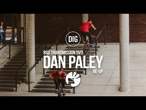 Re-Up: BSD 'Transmission' DVD - Dan Paley