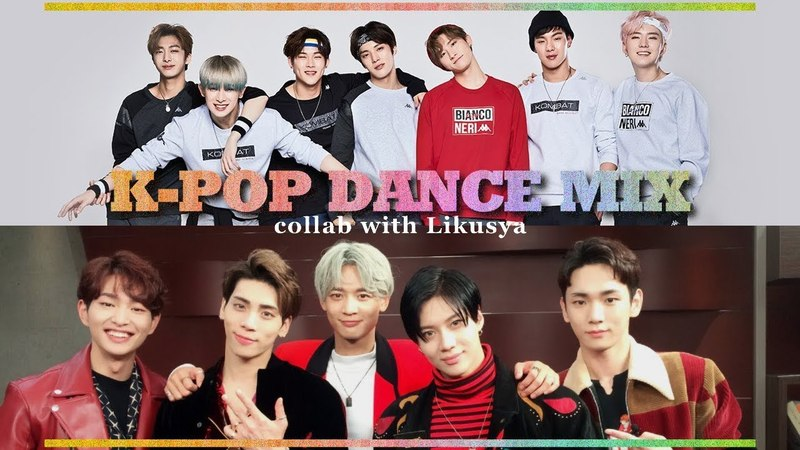 K-Pop Dance Mix ● танцуй, давай ● (w/h Likusya)