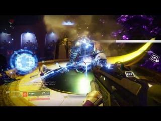 Destiny 2 Emperor Calus Death (Raid walkthrough #2)