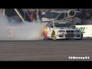 600hp Turbo BMW M3 E46 Drifting Anti-Lag - Karlo Pavicic - King of Italy Exhibition 2016