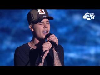 Justin Bieber - Love Yourself (Jingle Bell Ball 2015)