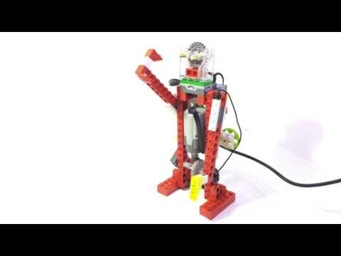 СУДЬЯ LEGO WeDo Education
