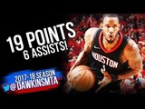 Trevor Ariza Full Highlights 2018 WCF Game 2 Warriors vs Houston Rockets - 19-6! | FreeDawkins