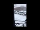 Массовое ДТП во Владивостоке Потерявший управление автобус сносит всё на своём пути