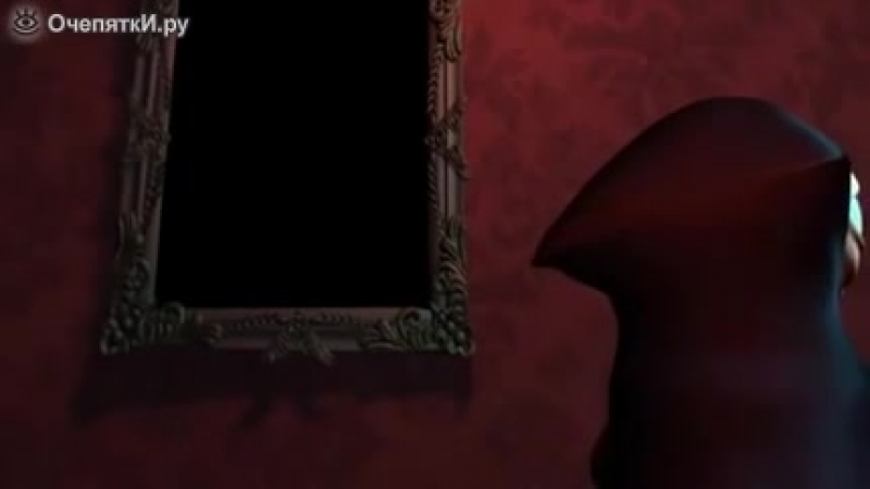 Мультик про монашку и охранника музея 1