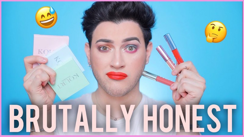 BRUTALLY HONEST KYLIE X KOURTNEY COLLECTION REVIEW AND DEMO! Hit or Miss?
