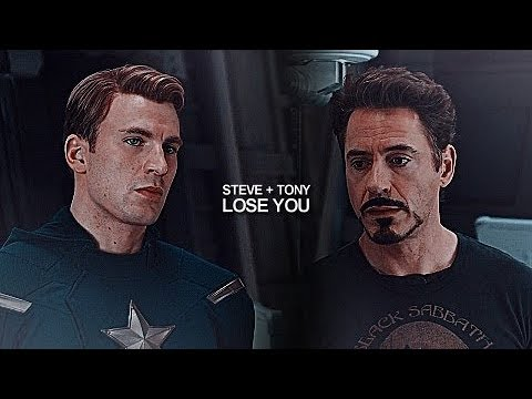Steve Tony Lose you