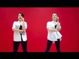 BOOMBERRY ZICO -Eureka (dance cover mirrored)