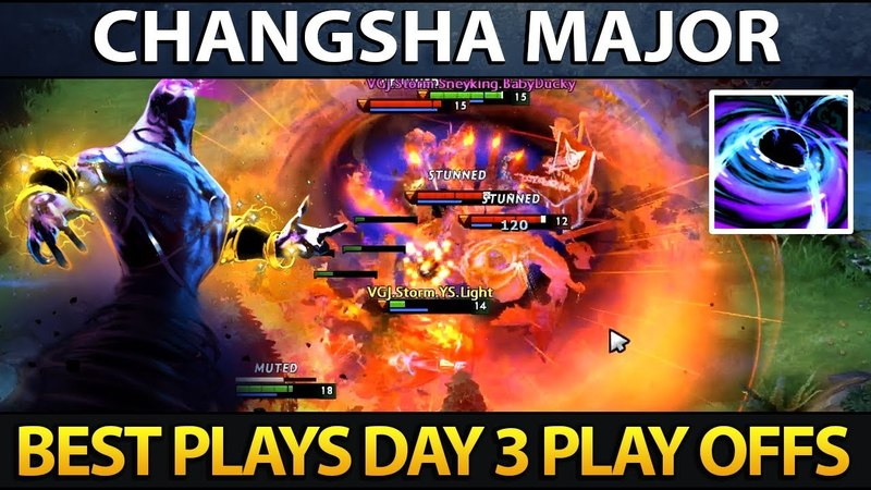 Changsha Major Playoffs - Best Plays Day 3