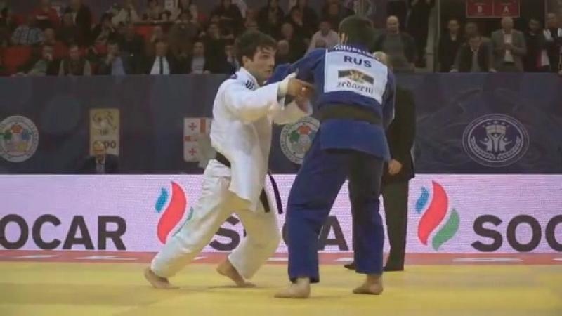 Khubetsov Judo Vine
