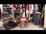 babysitter in the closet