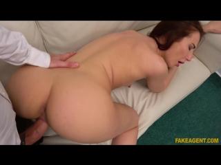 Fakeagent - violetta aka kristina soul - hot masturbating model craves cock [new porn 2018]