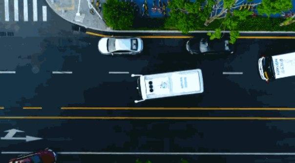 Шэньчжэне в пробную эксплуатацию введены автобусы, работающие в автома