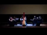 Надежда Семенова. Морис Равель. Интродукция и Аллегро для арфы, флейты, кларнета и струнного квартета