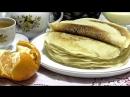 Как приготовить блины без яиц