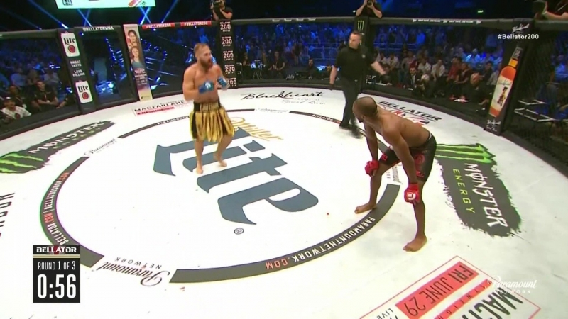 Michael Page vs David Rickels