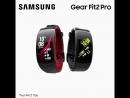 Samsung Gear Fit2 Pro
