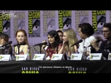 Riverdale Season Three Full Comic Con Panel SDCC 2018 (русские субтитры)