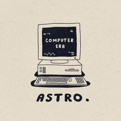 Astro album Computer Era